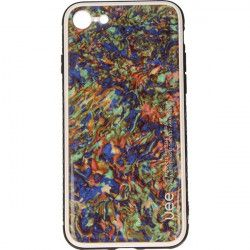 GLASS MARBLE ETUI NA TELEFON IPHONE 7 4.7'' 8 4.7'' A1784 /A1987 wzór2