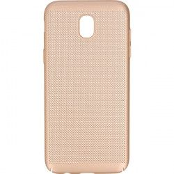 ETUI MESH SAMSUNG GALAXY J5 2017 ROSE GOLD