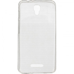 ETUI CLEAR 0.3mm ALCATEL ONE TOUCH POP 4 5.0 TRANSPARENTNY