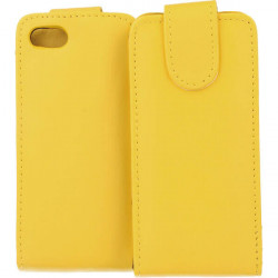 ETUI KABURA SLIGO IPHONE 5C ŻÓŁTY