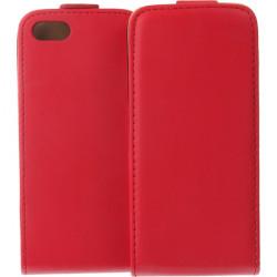 KABURA SLIGO ELEGANCE APPLE iPHONE 5C CZERWONY