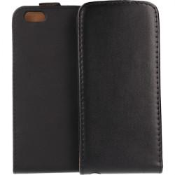 KABURA SLIGO ELEGANCE APPLE iPhone 6 / 6S CZARNY