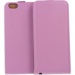 KABURA SLIGO ELEGANCE APPLE iPhone 6 Plus / 6S Plus FIOLETOWY