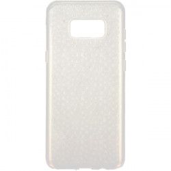 ETUI CLEAR 0.5mm WATER DRIP SAMSUNG S8 PLUS TRANSPARENTNY