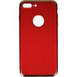 COBY SMOOTH ETUI NA TELEFON APPLE ETUI NA TELEFON IPHONE 7 Plus A1784 CZERWONY