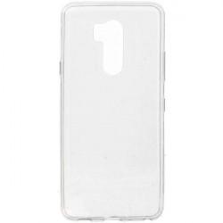 ETUI CLEAR 0.5mm NA TELEFON LG Q7 TRANSPARENTNY