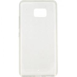 CLEAR 0.5mm ETUI NA TELEFON HTC U ULTRA TRANSPARENTNY