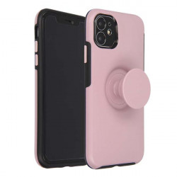 "ETUI JOY NA TELEFON IPHONE 11 6,1"" RÓŻOWY"