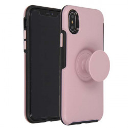 "ETUI JOY NA TELEFON IPHONE 11 PRO 5,8"" RÓŻOWY"