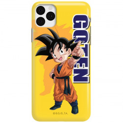 ETUI SMOOTH DRAGON BALL NA TELEFON APPLE IPHONE 11 PRO MAX DBS-4
