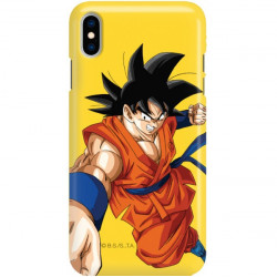 ETUI SMOOTH DRAGON BALL NA TELEFON APPLE IPHONE XS MAX DBS-30