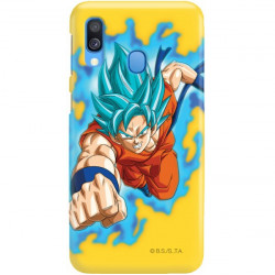 ETUI SMOOTH DRAGON BALL NA TELEFON SAMSUNG GALAXY A40 DBS-33