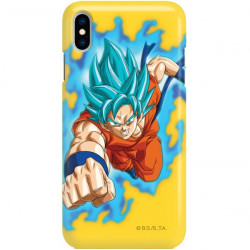 ETUI SMOOTH DRAGON BALL NA TELEFON APPLE IPHONE XS MAX DBS-33