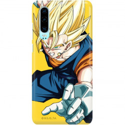 ETUI SMOOTH DRAGON BALL NA TELEFON HUAWEI P30 DBZ-2