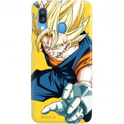 ETUI SMOOTH DRAGON BALL NA TELEFON SAMSUNG GALAXY A40 DBZ-2