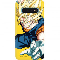 ETUI SMOOTH DRAGON BALL NA TELEFON SAMSUNG GALAXY S10 DBZ-2