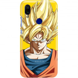 ETUI SMOOTH DRAGON BALL NA TELEFON XIAOMI REDMI 7A DBZ-14