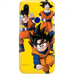 ETUI SMOOTH DRAGON BALL NA TELEFON XIAOMI REDMI 7A DBZ-16