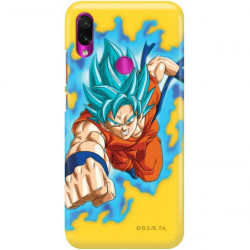 ETUI SMOOTH DRAGON BALL NA TELEFON XIAOMI REDMI NOTE 7 DBS-33