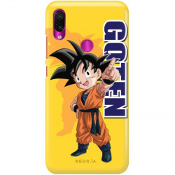 ETUI SMOOTH DRAGON BALL NA TELEFON XIAOMI REDMI NOTE 7 DBS-4