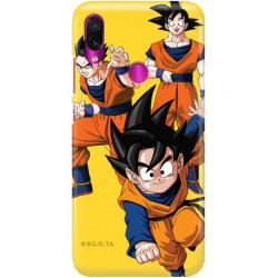 ETUI SMOOTH DRAGON BALL NA TELEFON XIAOMI REDMI NOTE 7 DBZ-16