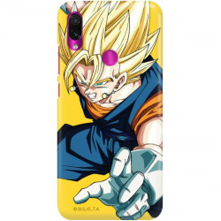 ETUI SMOOTH DRAGON BALL NA TELEFON XIAOMI REDMI NOTE 7 DBZ-2
