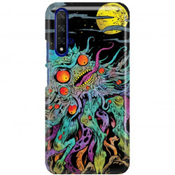 ETUI NA TELEFON HUAWEI HONOR 20 RICK I MORTY RIM12