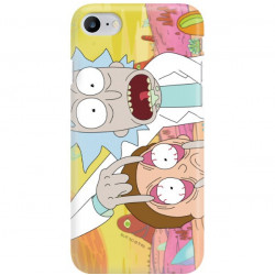 ETUI NA TELEFON APPLE IPHONE 7 / 8 RICK I MORTY RIM72