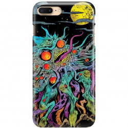 ETUI NA TELEFON APPLE IPHONE 7 PLUS / 8 PLUS RICK I MORTY RIM12