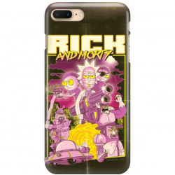ETUI NA TELEFON APPLE IPHONE 7 PLUS / 8 PLUS RICK I MORTY RIM28