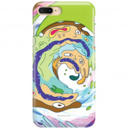 ETUI NA TELEFON APPLE IPHONE 7 PLUS / 8 PLUS RICK I MORTY RIM70