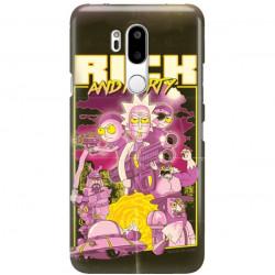 ETUI NA TELEFON LG G7 RICK I MORTY RIM28