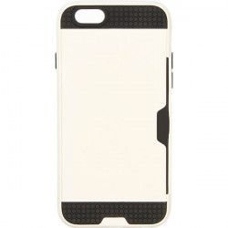 ETUI CARD CASE IPHONE 6 4.7'' BIAŁY