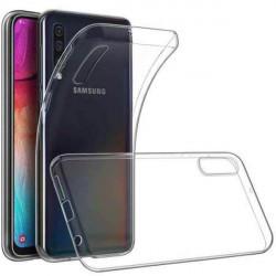 ETUI PROTECT CASE 2mm NA TELEFON SAMSUNG GALAXY A70 TRANSPARENTNY