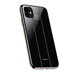 ETUI GLASS NA TELEFON APPLE IPHONE 11 CZARNY