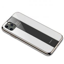ETUI GLASS NA TELEFON APPLE IPHONE 11 PRO MAX BIAŁY