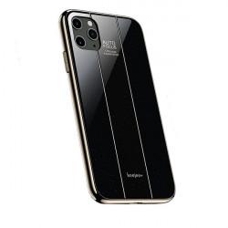 ETUI GLASS NA TELEFON APPLE IPHONE 11 PRO MAX CZARNY