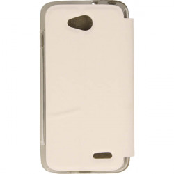 FLIP S-CASE ETUI NA TELEFON LG L90 D405N BIAŁY