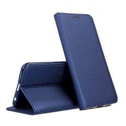 ETUI BOOK MAGNET NA TELEFON SAMSUNG GALAXY A42 5G GRANATOWY