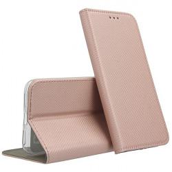ETUI BOOK MAGNET NA TELEFON APPLE IPHONE 12 PRO MAX ROSE GOLD