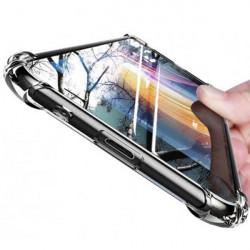 ETUI ANTI-SHOCK GLASS NA TELEFON APPLE IPHONE 6 / 6S CZARNY