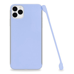 ETUI COBY SMOOTH NA TELEFON APPLE IPHONE 11 PRO MAX FIOLETOWY